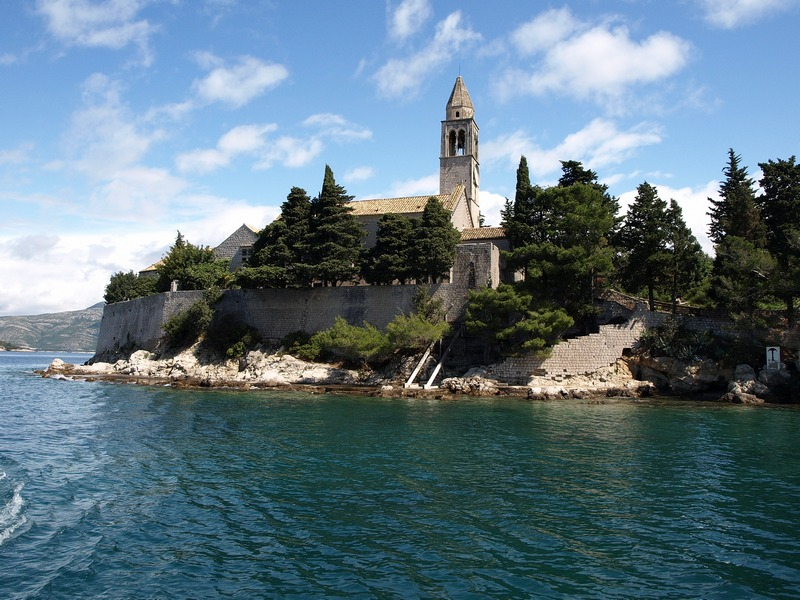 Lopud Island Dubrovnik