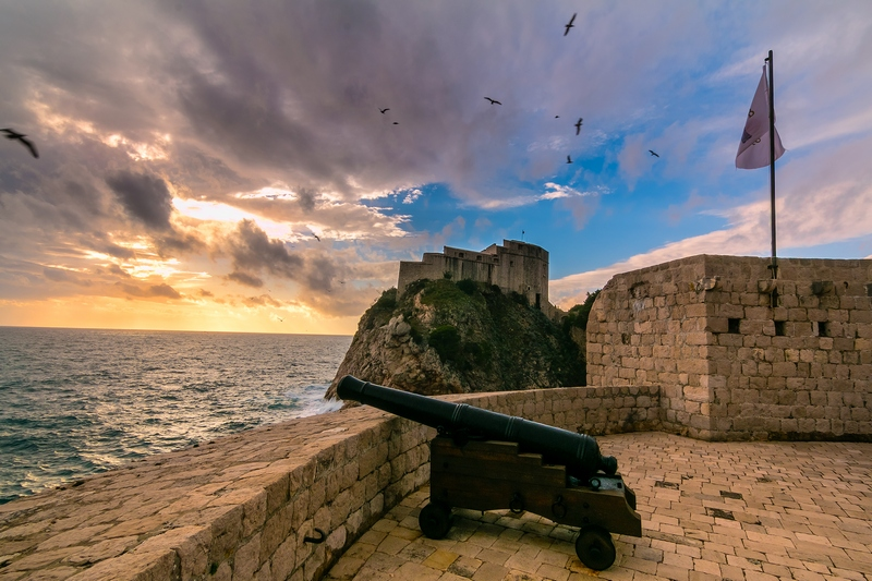 Lovrijenac Dubrovnik Weather Forecast December Dubrovnik Weather In Winter