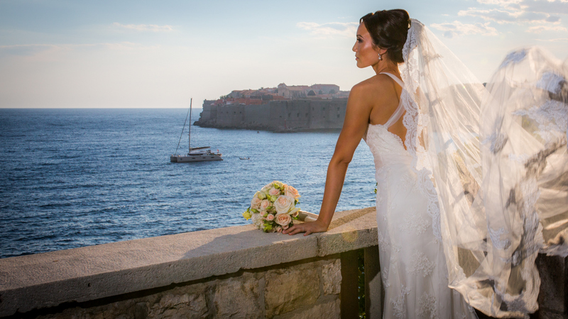 bride Dubrovnik Destination Weddings Planner Dubrovnik Weddings love