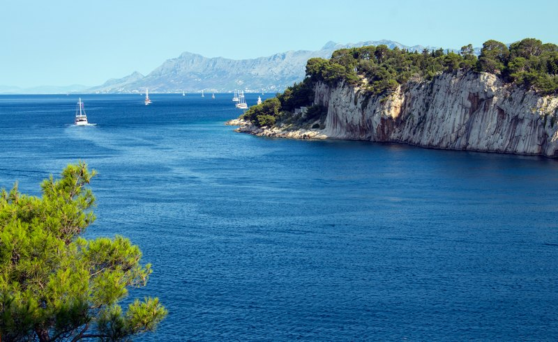 Makarska Dubrovnik Google data destination travel