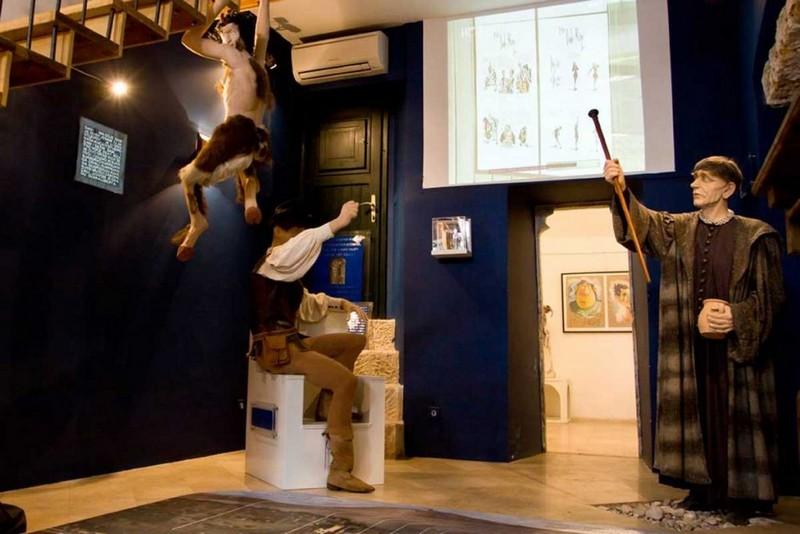art culture museum Marin Drzic Dubrovnik