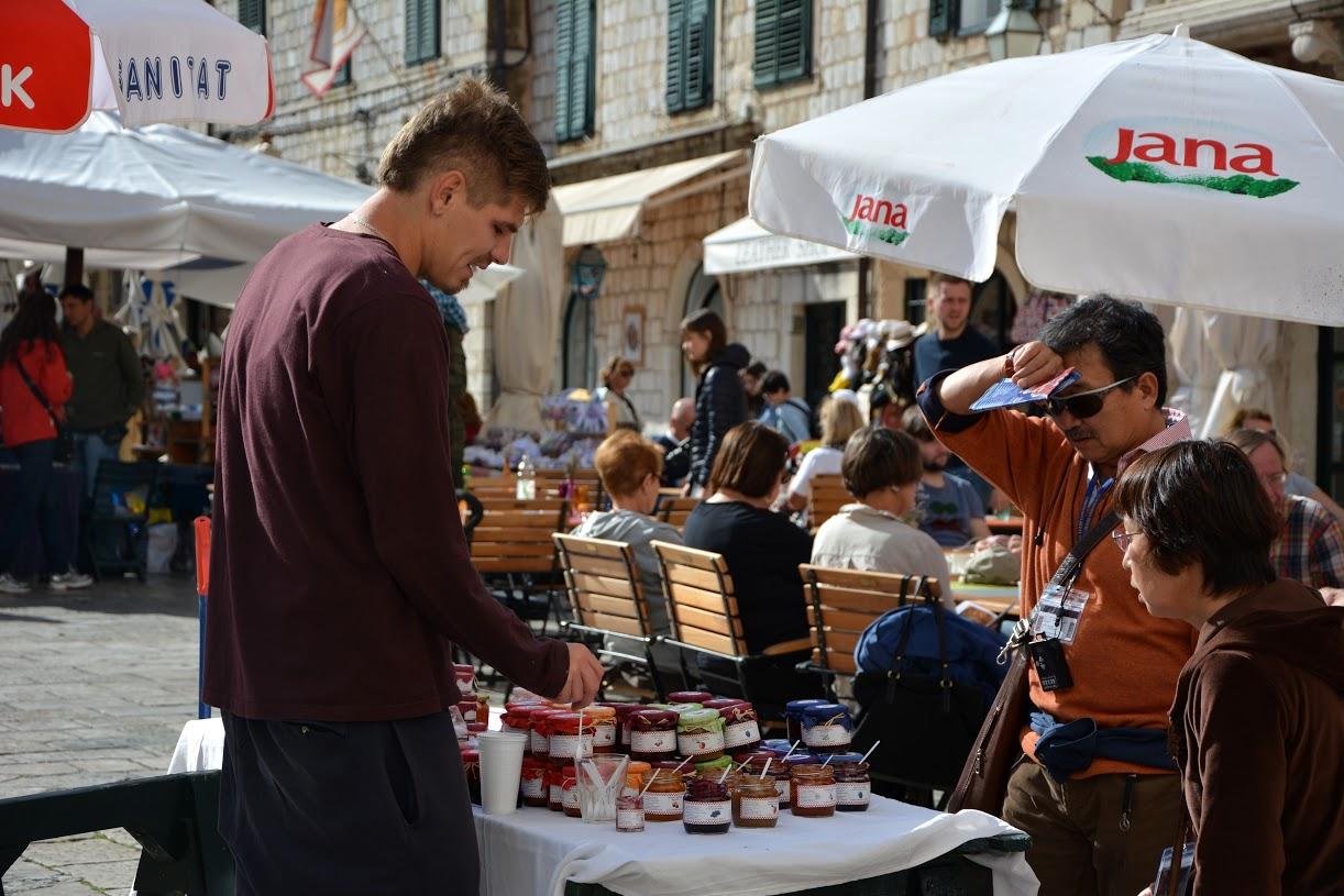 market place dubrovnik godubrovnik