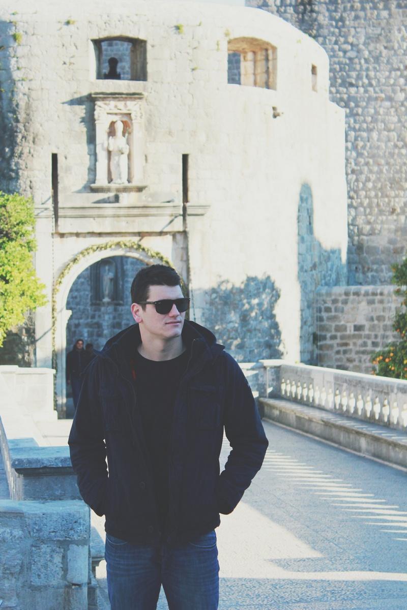 Pile Marko Macan Jugo Vaterpolo Dubrovnik