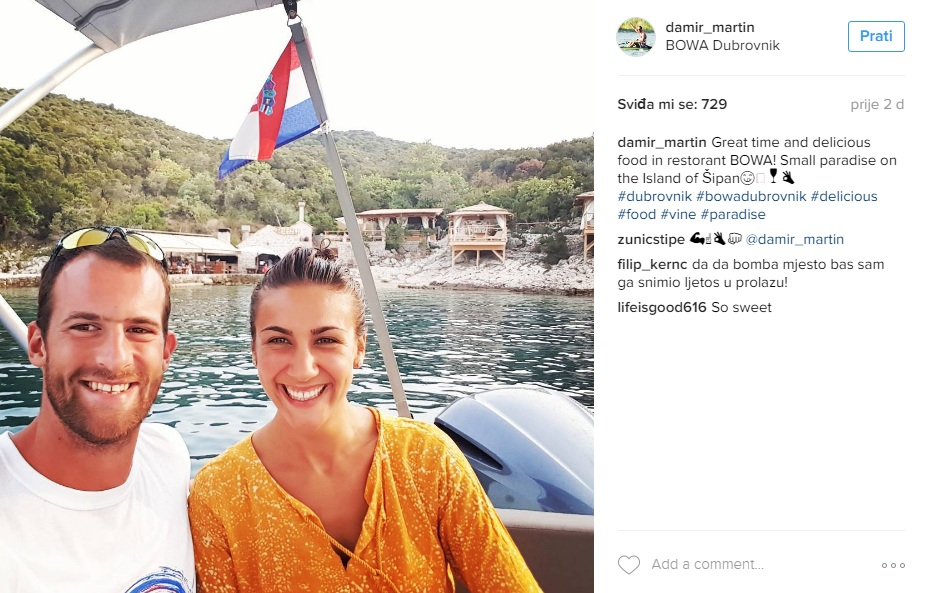 Damir Martin Restoran Bowa Dubrovnik