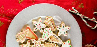 Gingerbread Ccookies Recipe a Gingerbread Cookies