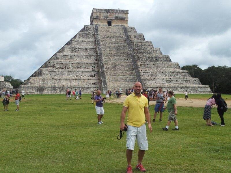 Ivan Vukovic Travel Diary Mexico