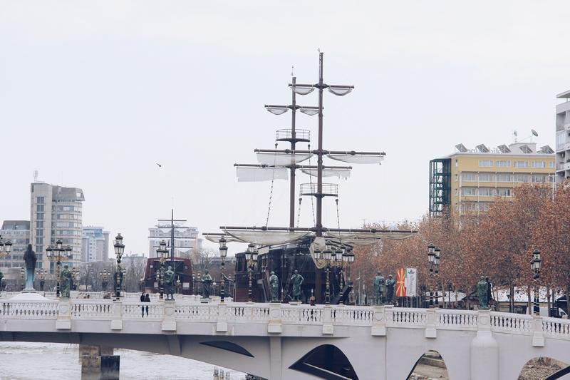 mostovi Putovanje TZ Skoplje Makedonija