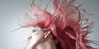 hairstyle Dry shampoo blogger Anamarija Pistotnik