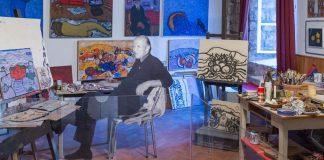 umjetnicka galerija dubrovnik noć muzeja plakati