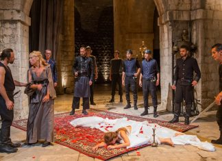 cover Shakespeare Othello Dubrovnik