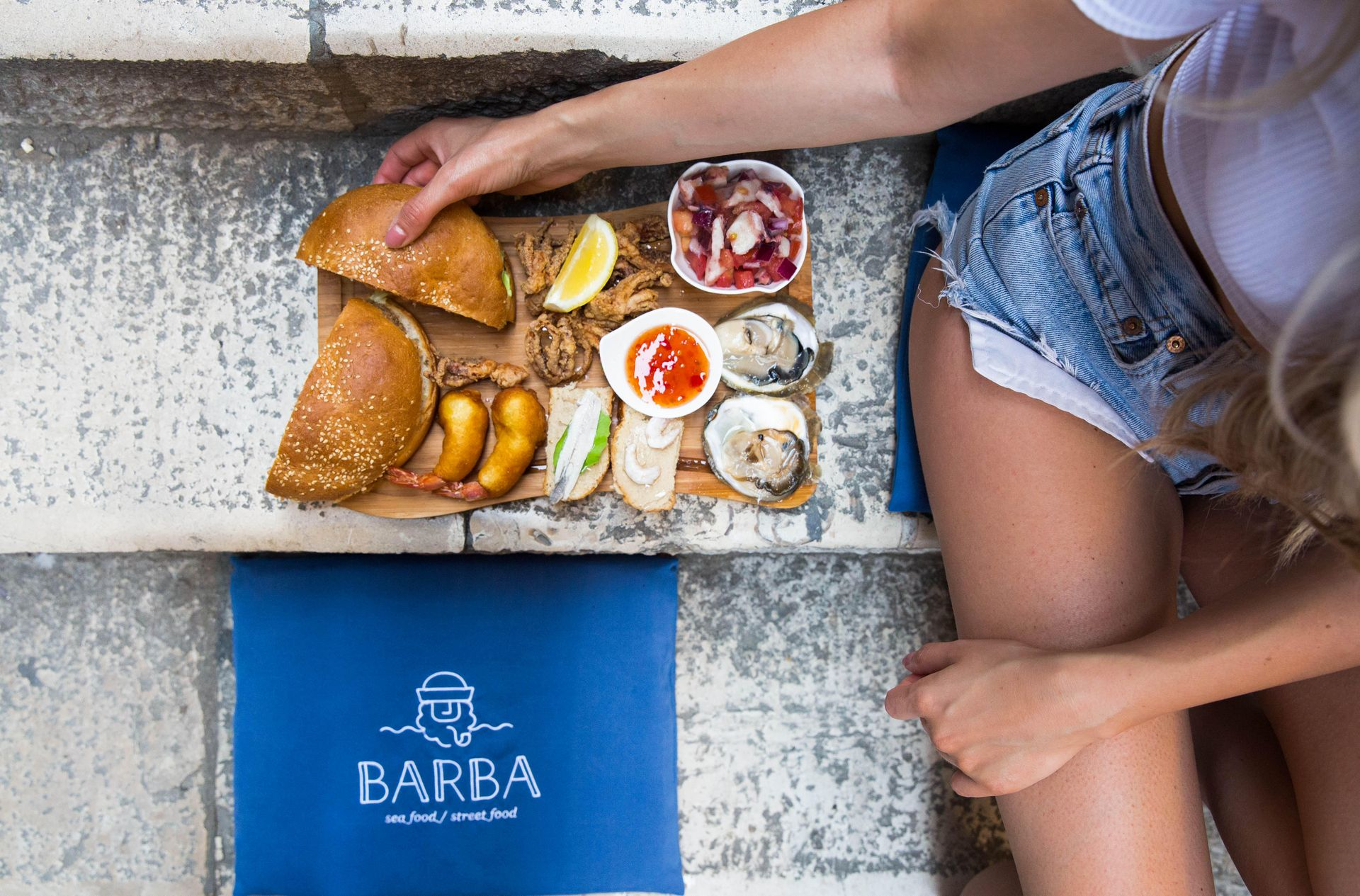 Barba Dubrovnik wine and dinne