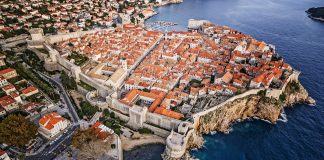 The best place to take photos in Dubrovnik