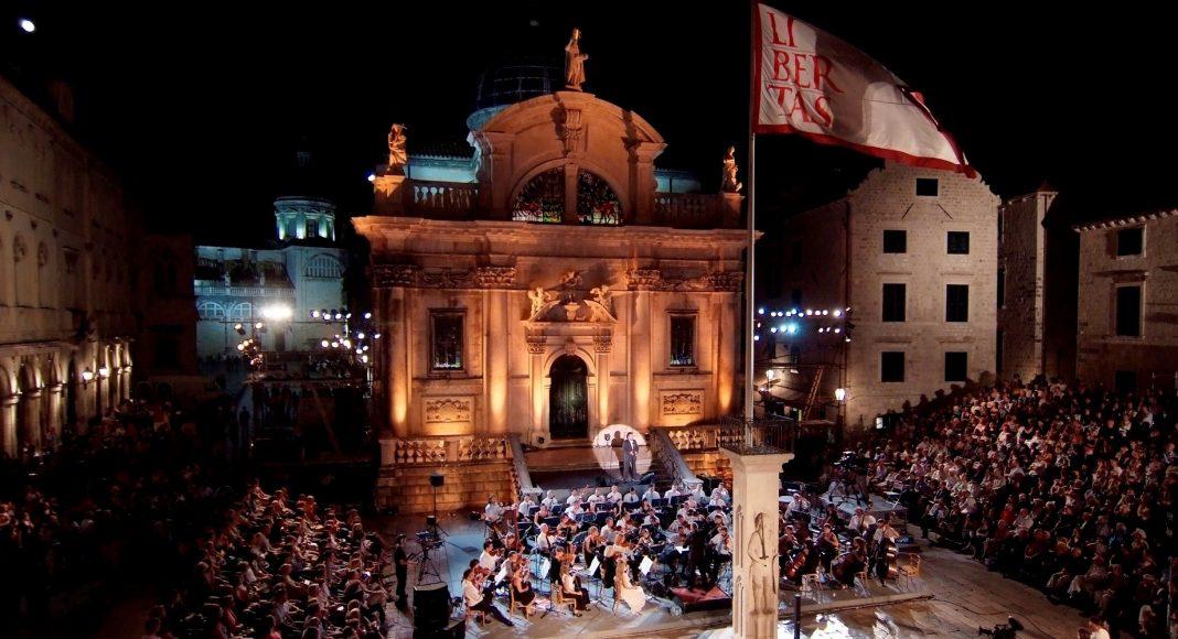 Dubrovnik Summer Festival art music Old Town