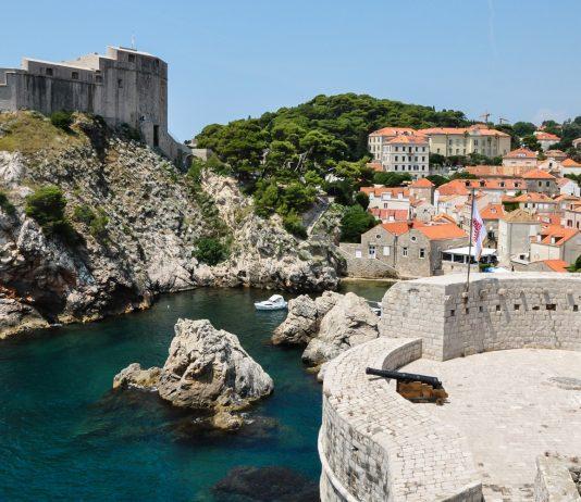 Old Town Dubrovnik Croatia Timotej Gosev