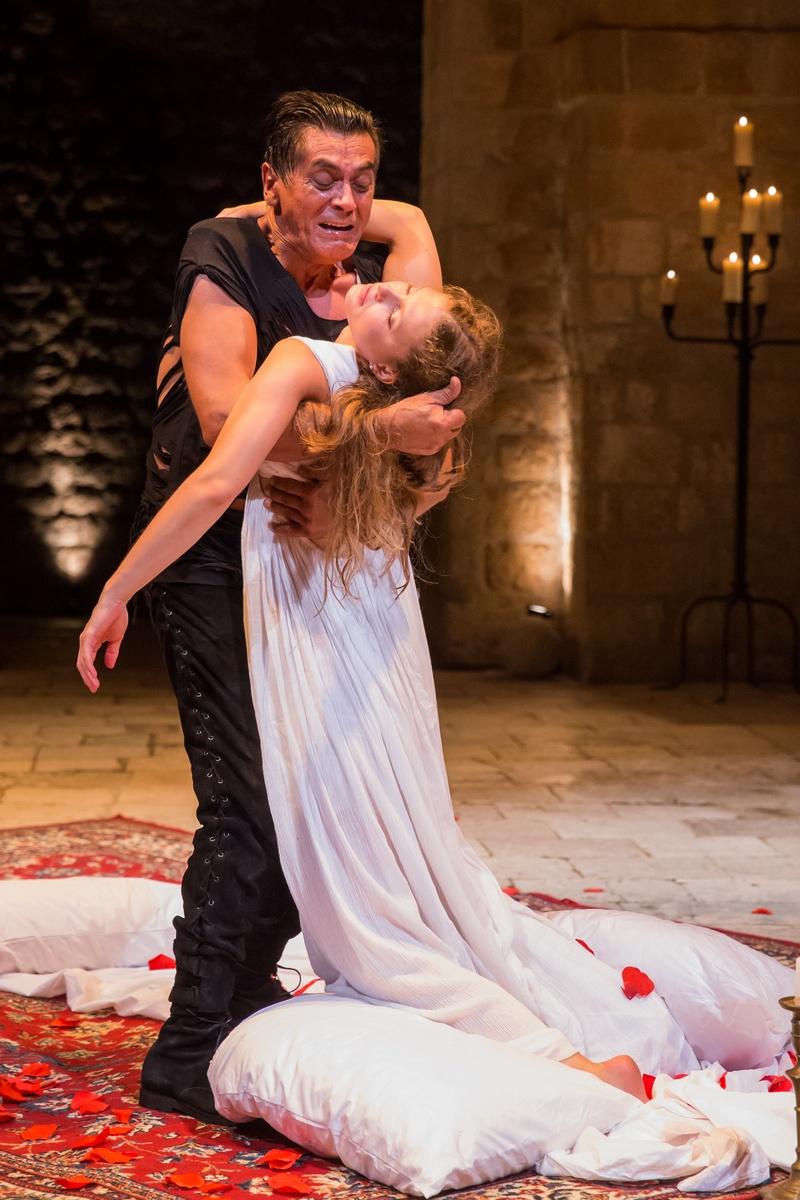 Shakespeare Othello dead