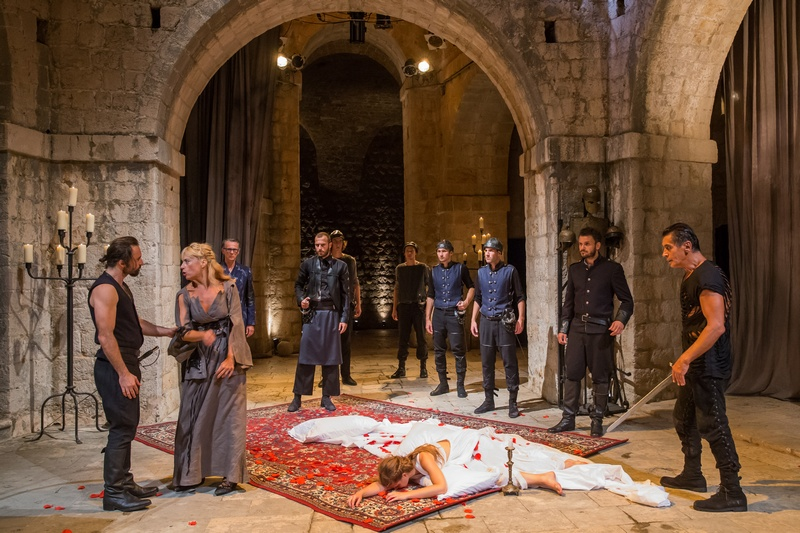 Death Scene Othello Shakespeare