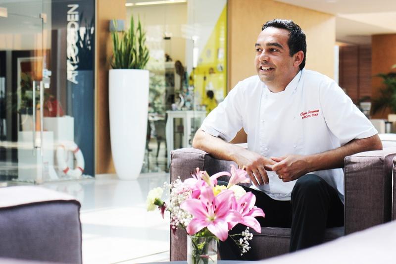 Ozgur Donertas chef Dubrovnik GoDubrovnik hotel