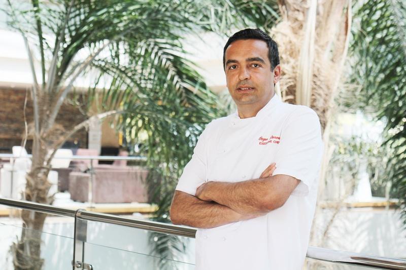 Ozgur Donertas Turkish chef Croatia Dubrovnik GoDubrovnik