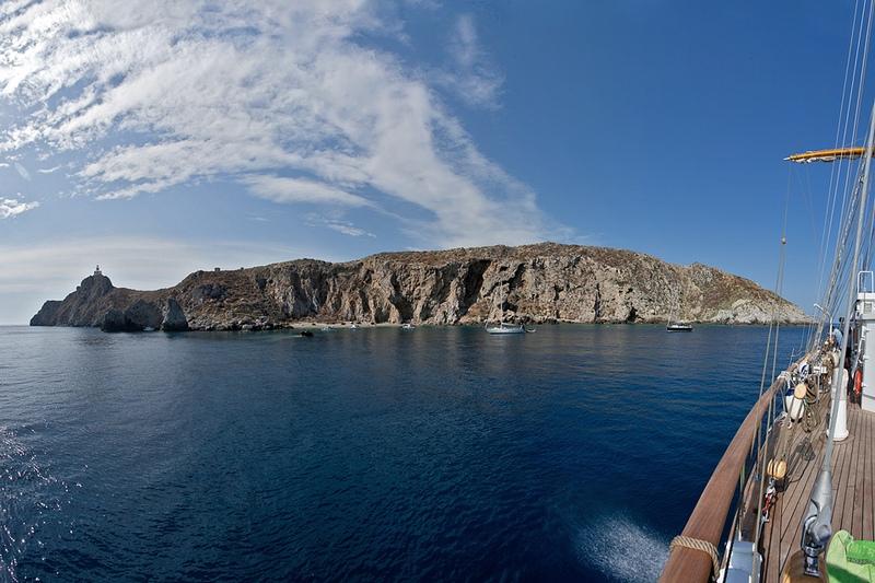 southernmost island Palagruza Dubrovnik