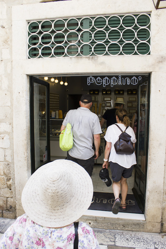 peppino's dubrovnik ice cream