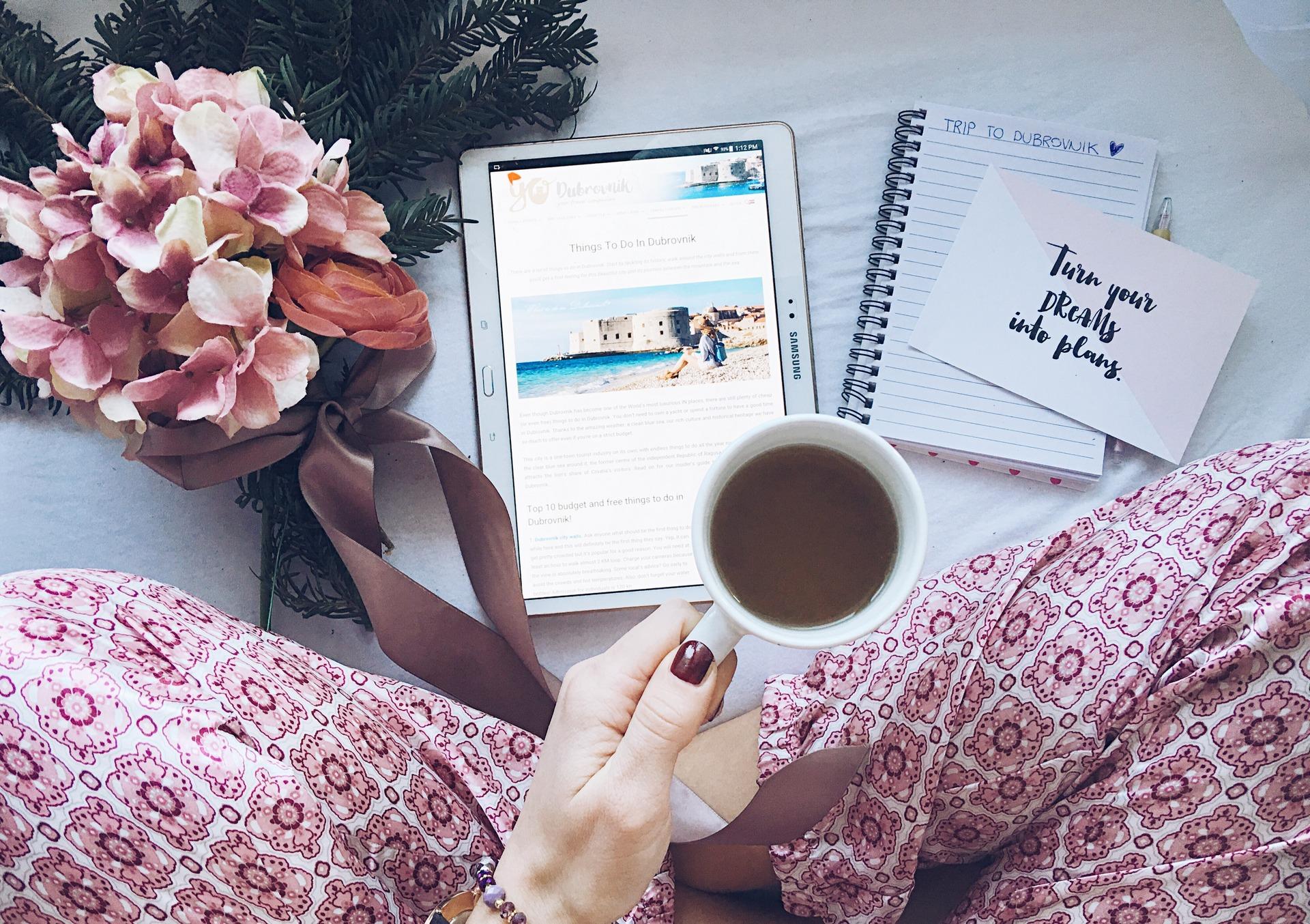 Petra Skitnica GoDubrovnik Instagram Influencer Petra Skitnica Travel Blogger