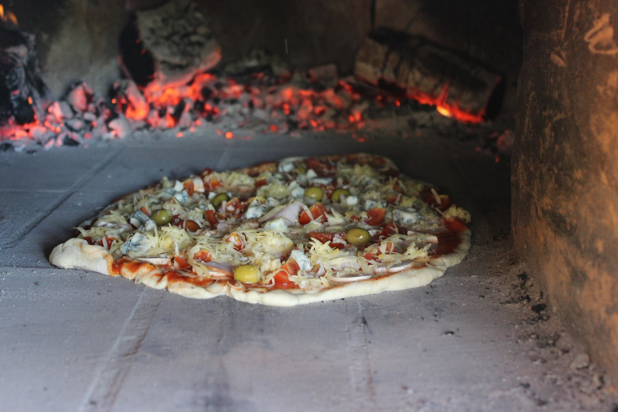 pizza go dubrovnik food croatia