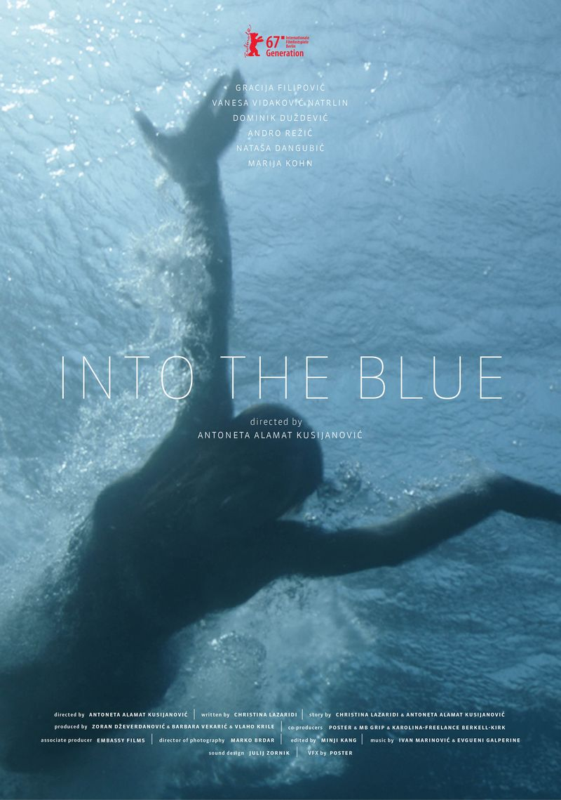into the blue croatian movie cover