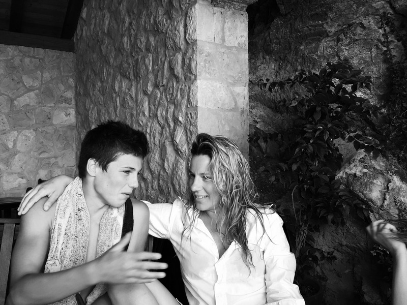 Into the Blue Croatian movie film shooting Dubrovnik GoDubrovnik art actors