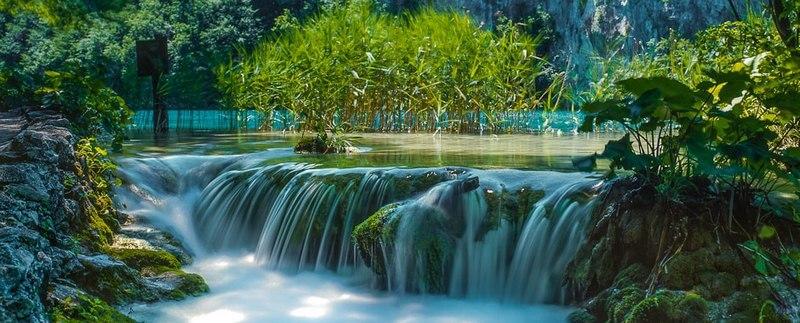 National Park Plitvice Lakes Croatia