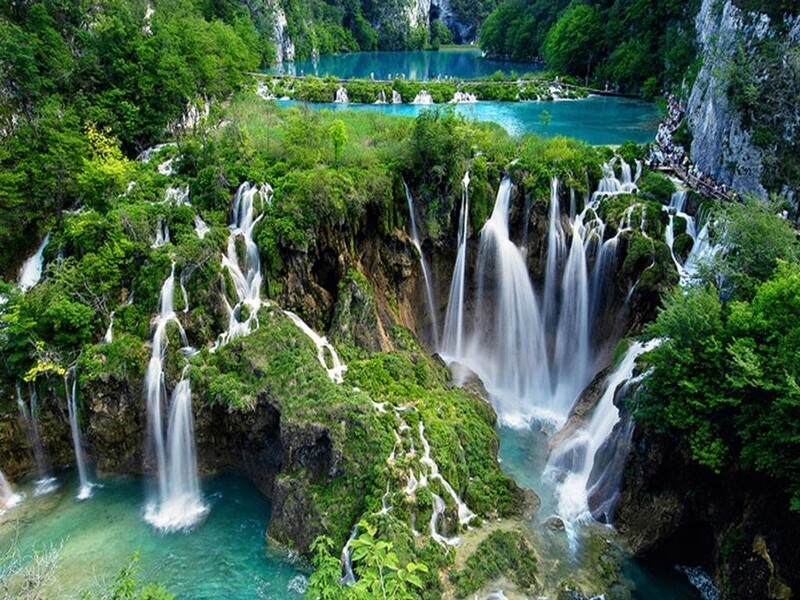 National Geographic Plitvice Lakes Croatia