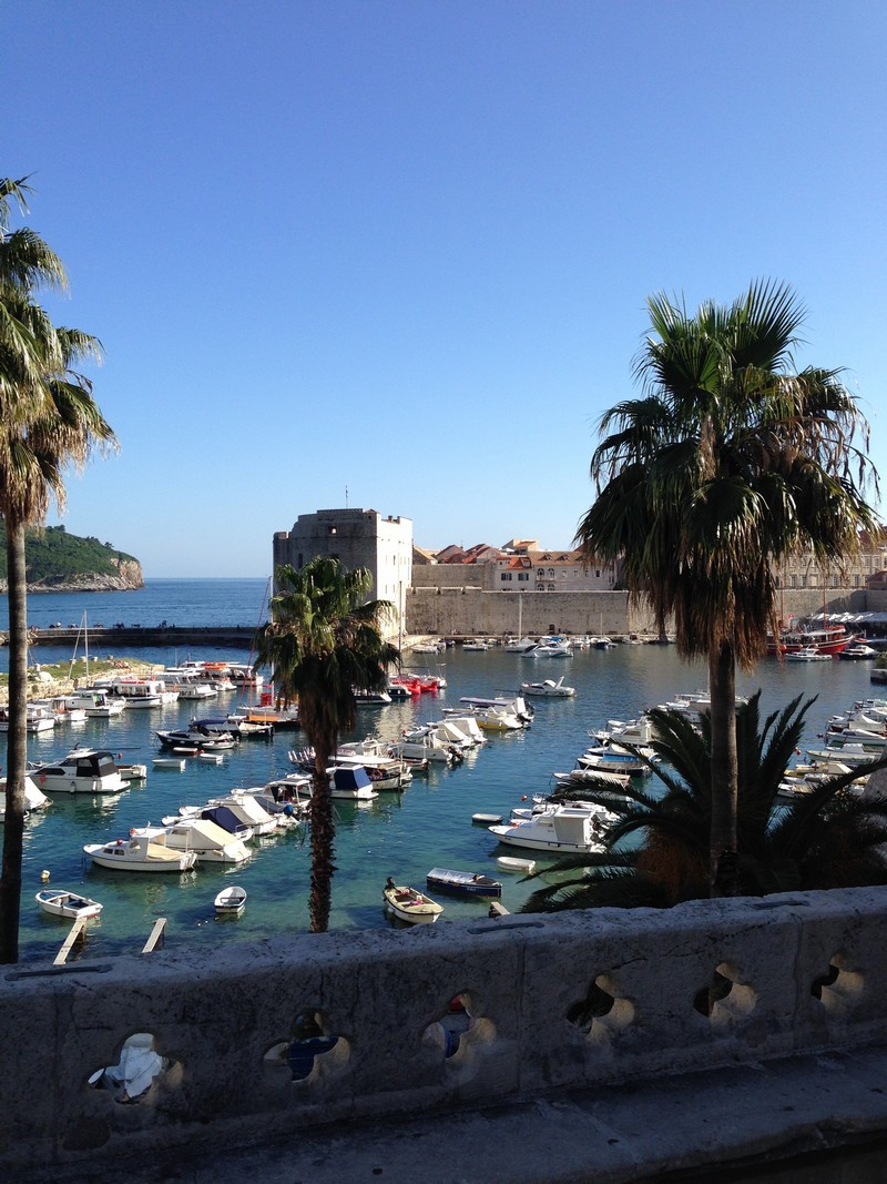 Ploce gate Dubrovnik