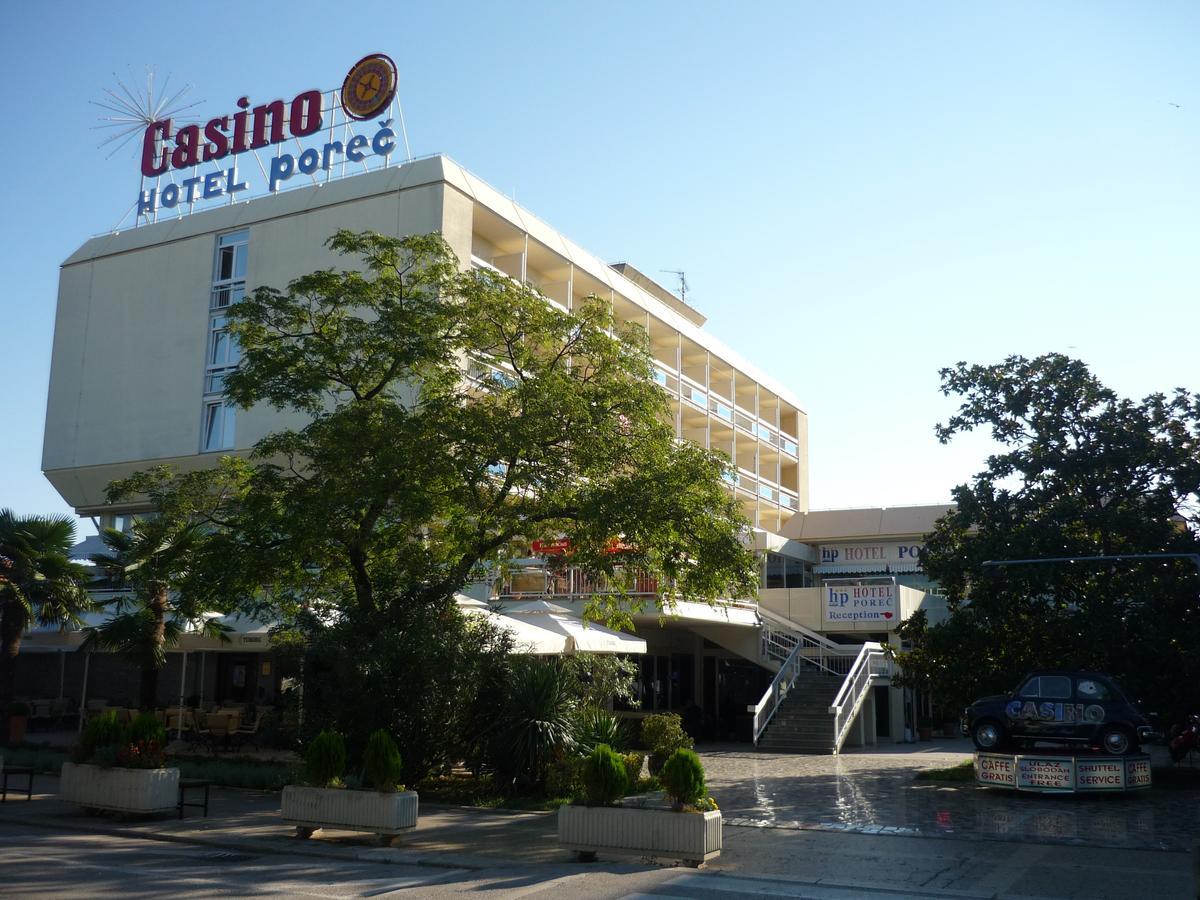 porec casino croatia