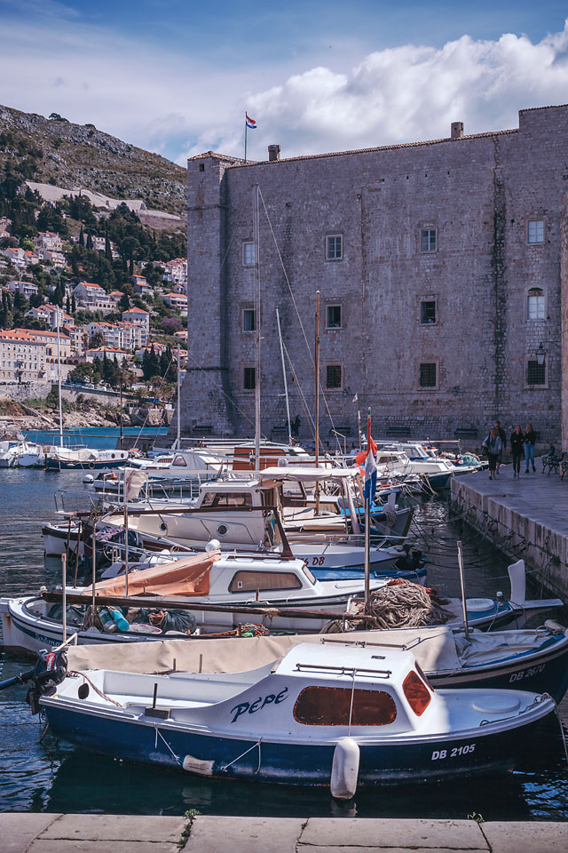 old port dubrovnik