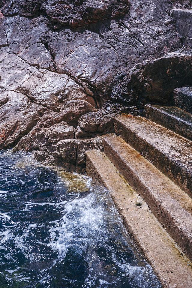porporela steps
