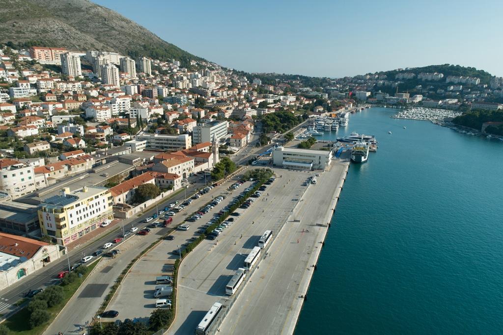 port gruz parking