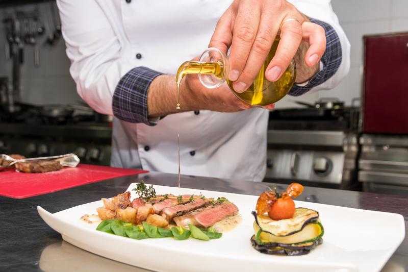 Posat Dubrovnik food