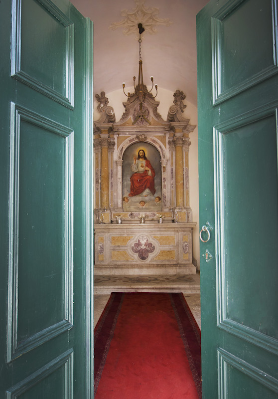 pucić palace la capella