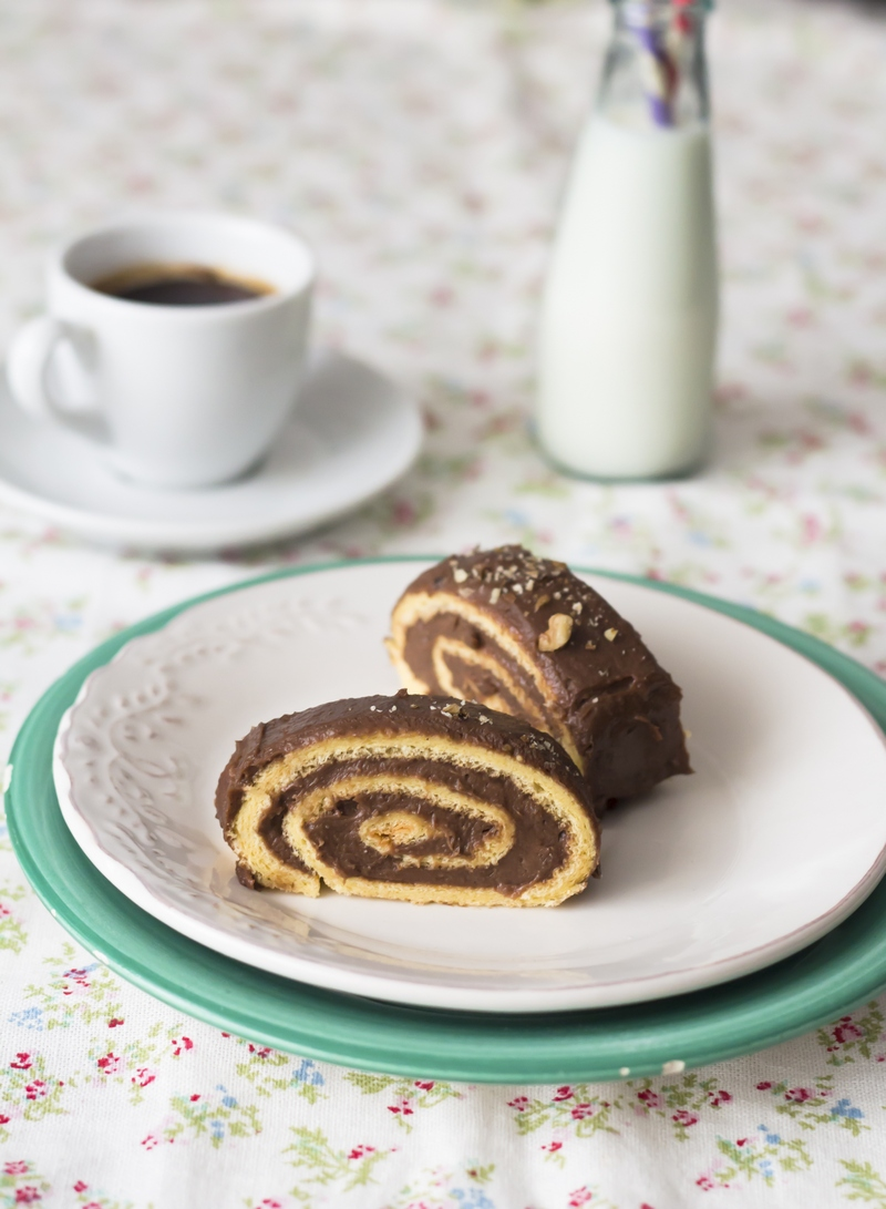 sponge rolles cake Dubrovnik Tamara Novakovic