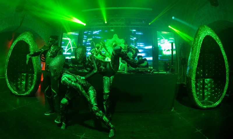 aliens revelin club Dubrovnik night party