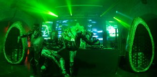 revelin club Dubrovnik party aliens