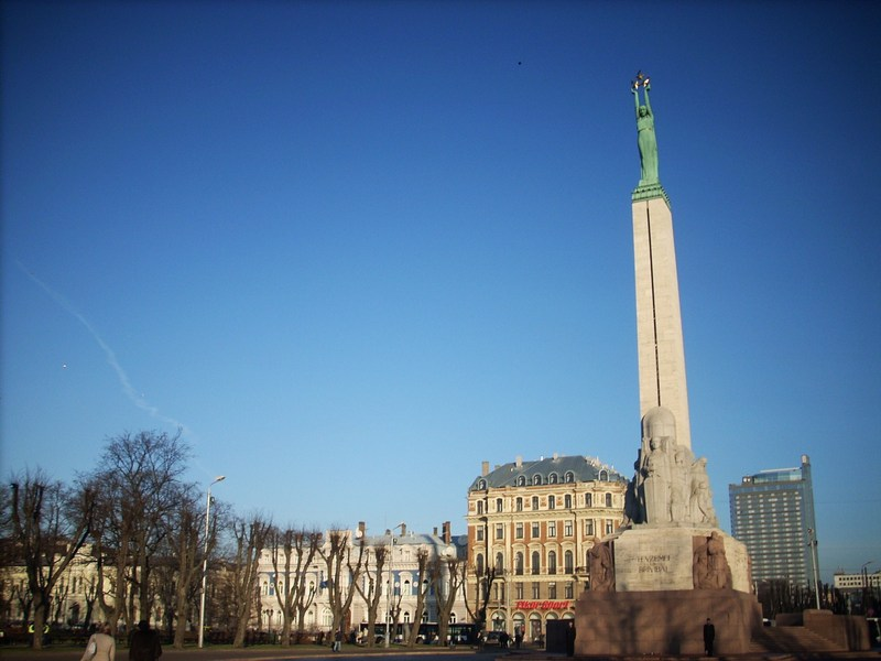 Riga Paris of the north travel diary