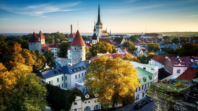 Tallinn travel diary