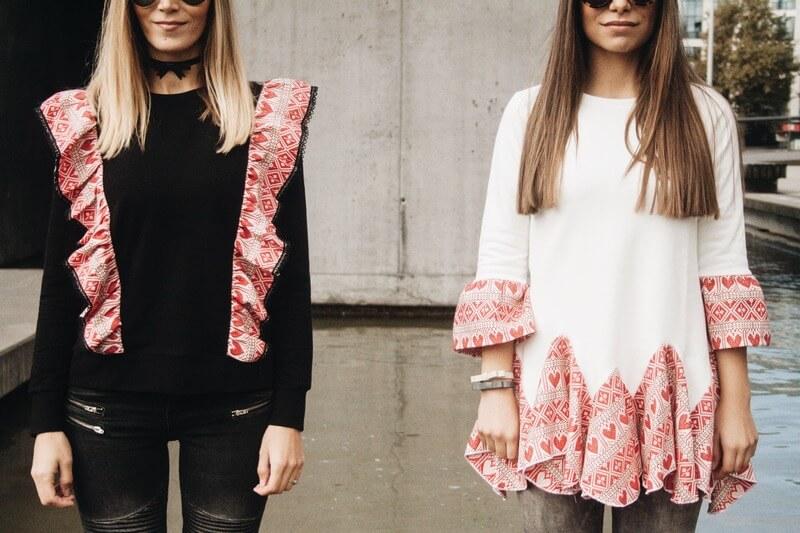 Street Style Brand Fashion Salut
