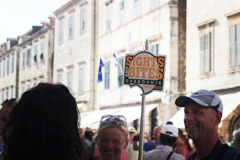 Sights Bites food tour Dubrovnik gastro guide