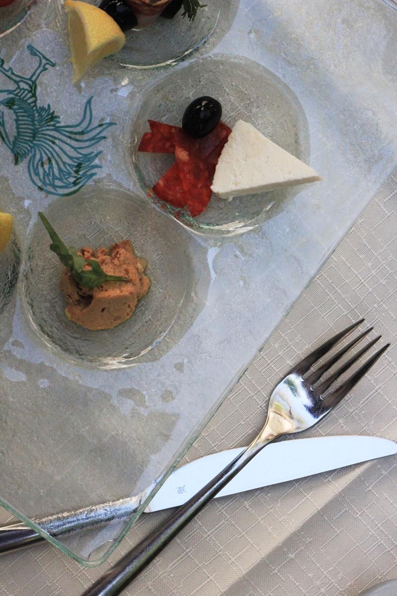 Sights Bites food tour Dubrovnik gastro salt oil food