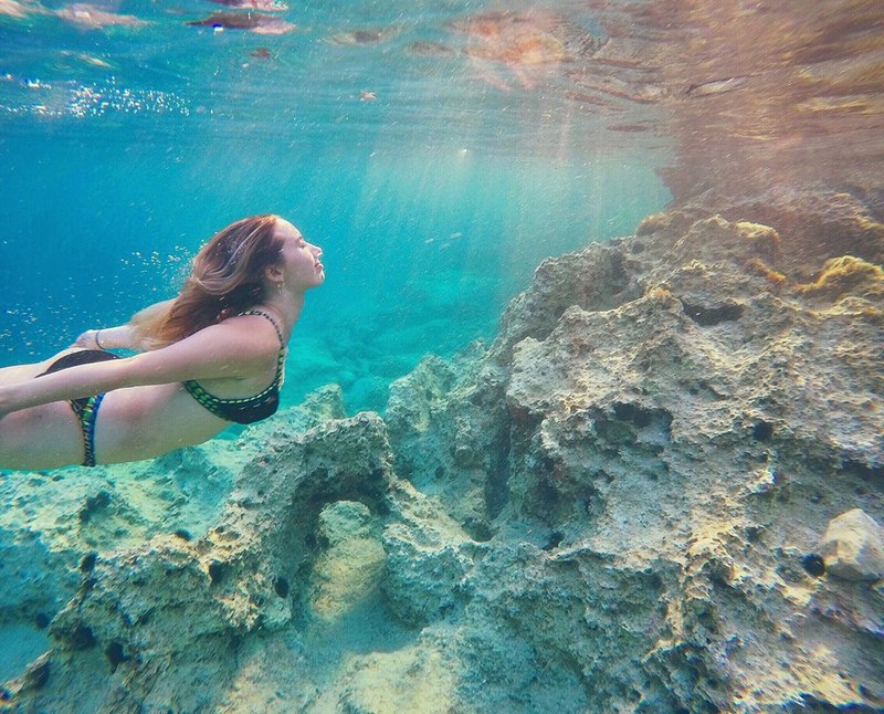 Sea The Mindful Mermaid blogger dubrovnik travel chicago