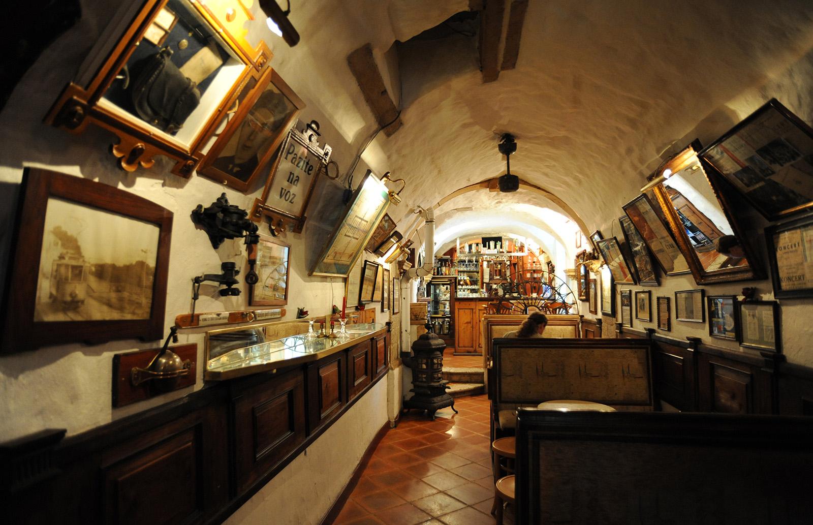 Faubourg de Pile Dubrovnik Restaurant Sesame