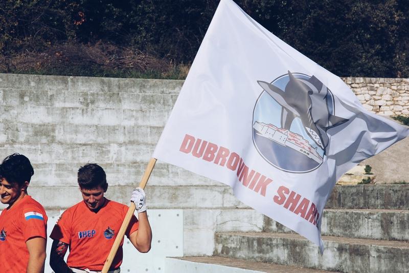 zastava Dubrovnik Dubrovnik Sharks
