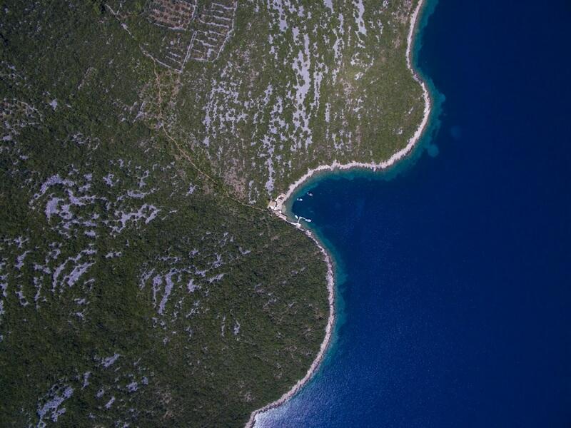 Island Sipan Croatia Elaphiti Islands