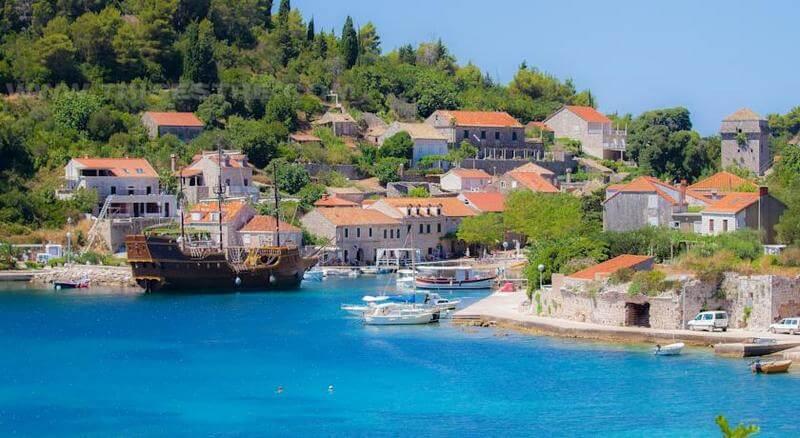 Island Sipan Elaphiti Islands what to do Dubrovnik